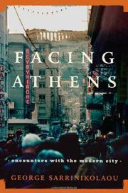 FACING ATHENS by George Sarrinikolaou