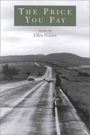 THE PRICE YOU PAY by Ellen Winter