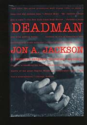 DEADMAN by Jon A. Jackson