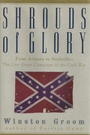 SHROUDS OF GLORY by Winston Groom