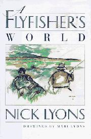 Cover art for A FLYFISHER'S WORLD