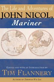Book Cover for THE LIFE AND ADVENTURES OF JOHN NICOL, MARINER