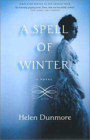 Book Cover for A SPELL OF WINTER