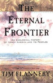 Cover art for THE ETERNAL FRONTIER