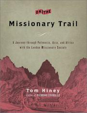 Cover art for ON THE MISSIONARY TRAIL