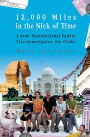 12,000 MILES IN THE NICK OF TIME by Mark Jacobson