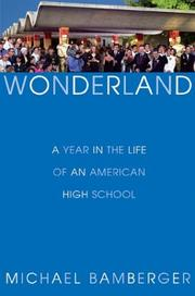 WONDERLAND by Michael Bamberger