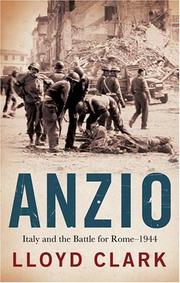 Cover art for ANZIO