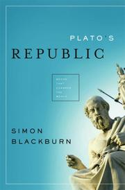 PLATO'S REPUBLIC by Simon Blackburn