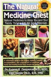 THE NATURAL MEDICINE CHEST by Eugene R. Zampieron