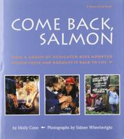COME BACK, SALMON by Molly Cone