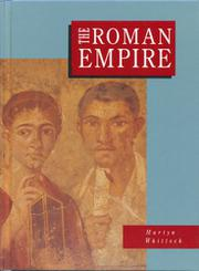 THE ROMAN EMPIRE by Martyn Whittock