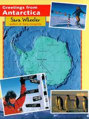 GREETINGS FROM ANTARCTICA by Sara Wheeler