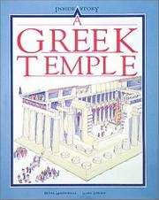 A GREEK TEMPLE by Fiona Macdonald