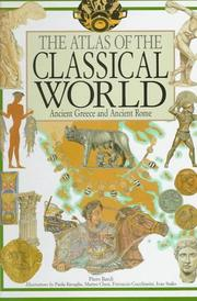 THE ATLAS OF THE CLASSICAL WORLD by Pieri Bardi