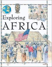 EXPLORING AFRICA by Hazel Mary Martell