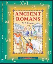 ANCIENT ROMANS by Sarah McNeill