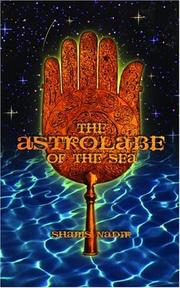 THE ASTROLABE OF THE SEA by Shams Nadir