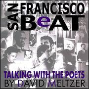 SAN FRANCISCO BEAT by David Meltzer