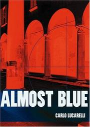 ALMOST BLUE by Carlo Lucarelli
