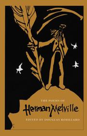 THE POEMS OF HERMAN MELVILLE by Herman Melville