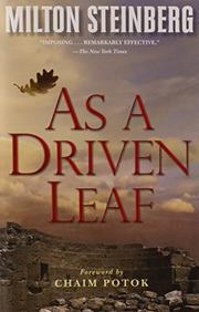 AS A DRIVEN LEAF by Milton Steinberg