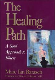 THE HEALING PATH by Marc Ian Barasch