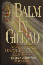 BALM IN GILEAD by Don Jeffries