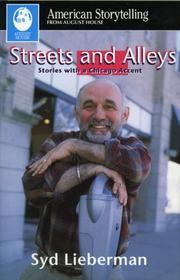 STREETS AND ALLEYS by Syd Lieberman