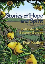 STORIES OF HOPE AND SPIRIT by Dan Keding
