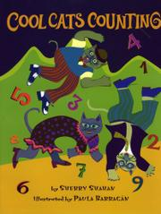 COOL CATS COUNTING by Sherry Shahan