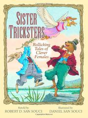 SISTER TRICKSTERS by Robert D. San Souci