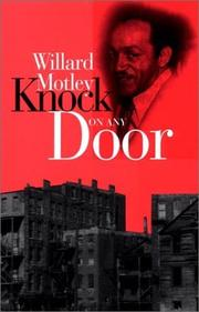 KNOCK ON ANY DOOR by Willard Motley