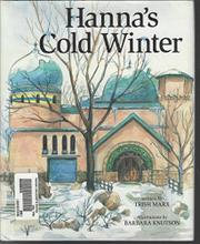 HANNA'S COLD WINTER by Trish Marx