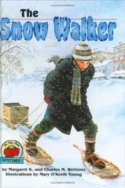 Cover art for THE SNOW WALKER