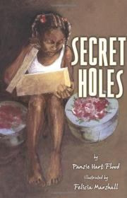 SECRET HOLES by Pansie Hart Flood