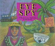 EYE SPY by Linda Bourke