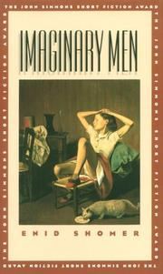 Cover art for IMAGINARY MEN