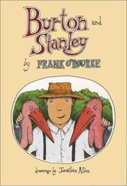 BURTON AND STANLEY by Frank O'Rourke