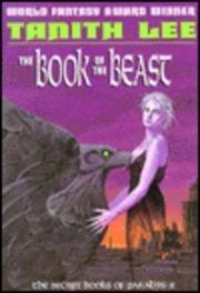 THE BOOK OF THE BEAST by Tanith Lee