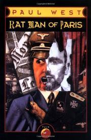 RAT MAN OF PARIS by Paul West