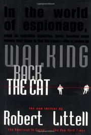 WALKING BACK THE CAT by Robert Littell