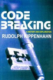 CODE BREAKING by Rudolf Kippenhahn