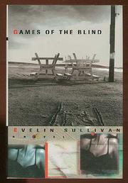 Cover art for GAMES OF THE BLIND