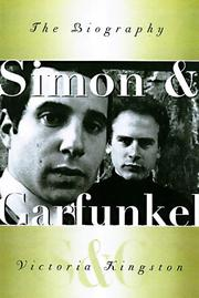 SIMON & GARFUNKEL by Victoria Kingston
