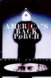 AMERICA'S BACK PORCH by Daniel Jeffreys