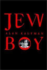 JEW BOY by Alan Kaufman