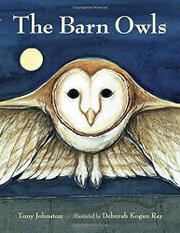 THE BARN OWLS by Tony Johnston