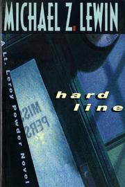 HARD LINE by Michael Z. Lewin