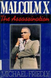 MALCOLM X by Michael Friedly